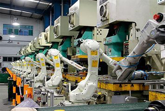 Guangdong intelligent manufacturing industry is in urgent