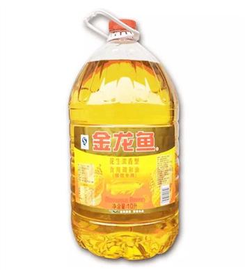金龍魚花生濃香調和油10L