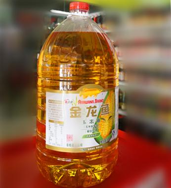 金龍魚玉米油10L