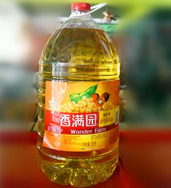 香滿園調和油10L