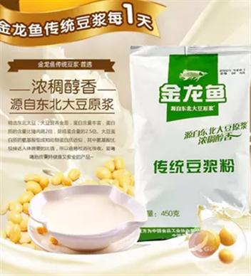 金龍魚傳統豆漿粉450g