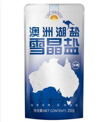 澳洲湖雪晶鹽250g