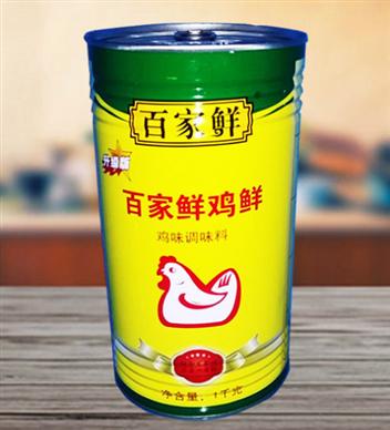 百家鮮雞粉1kg