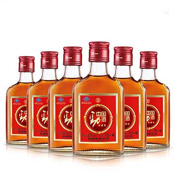 中國勁酒125ml