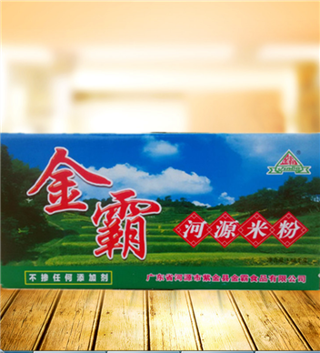 金霸河源米粉3kg