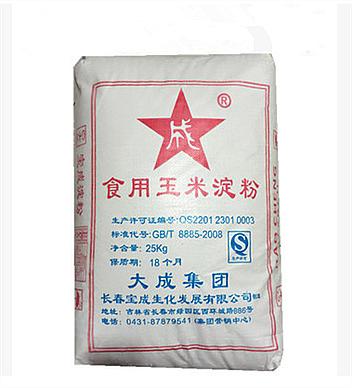 大成玉米淀粉25kg