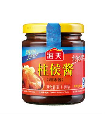 海天柱侯醬240g