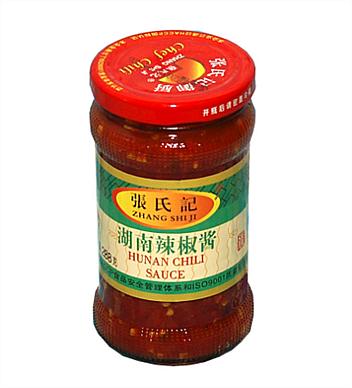 張氏記湖南辣椒醬288g