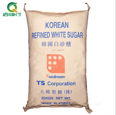 韓國進口幼白砂糖30kg