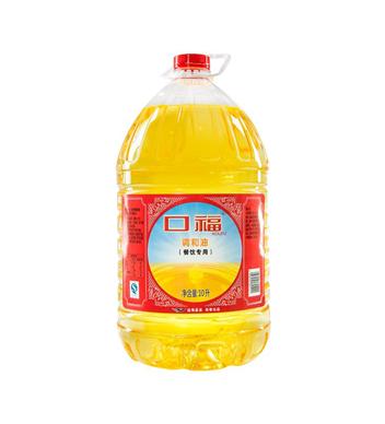 口福調和油10L
