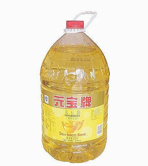 元寶大豆油20L