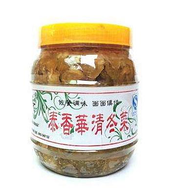 泰香華清冬菜500g