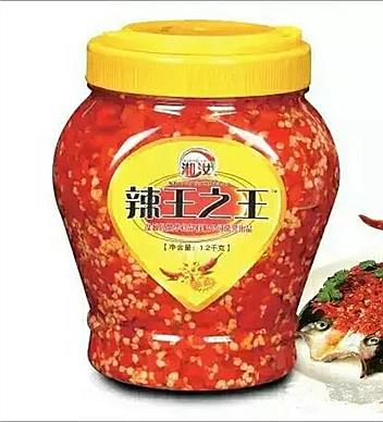 湘汝辣王之王1.2kg