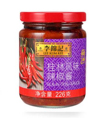 李錦記桂林辣椒醬226g
