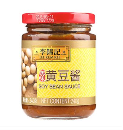 李錦記黃豆醬240g