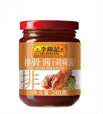 李錦記排骨醬240g