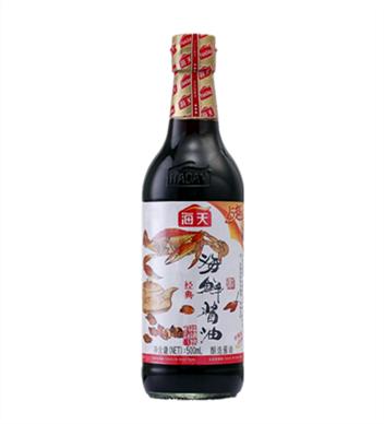 海天海鮮醬油500ml