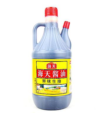 海天醬油鮮味生抽800ml