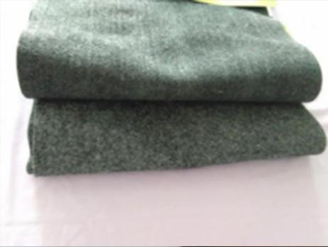 Flame retardant viscose non-woven fabric