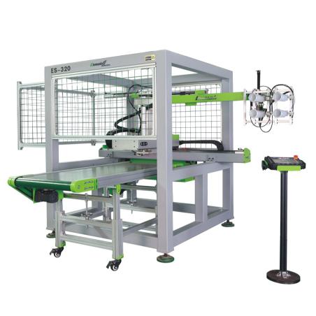high-speed IML system ES-50~600