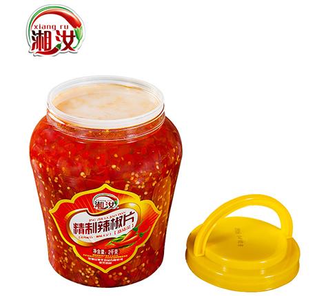 精制剁辣椒 2kg