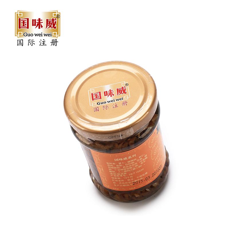 国味威牌-虾仁菜宝178g