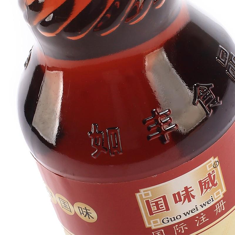 国味威牌- 糯米浙醋500ml