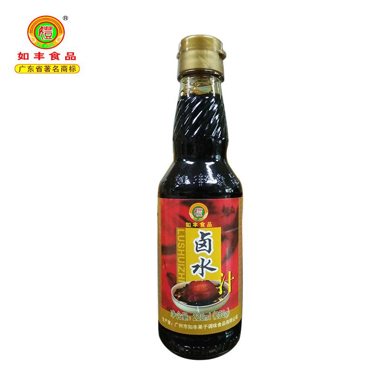 如丰-卤水汁 220ml