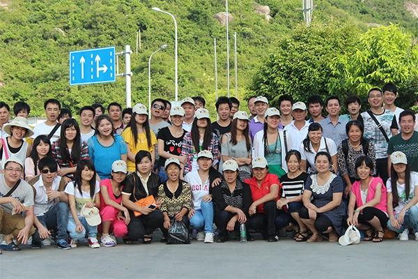 2013年巽寮湾旅游