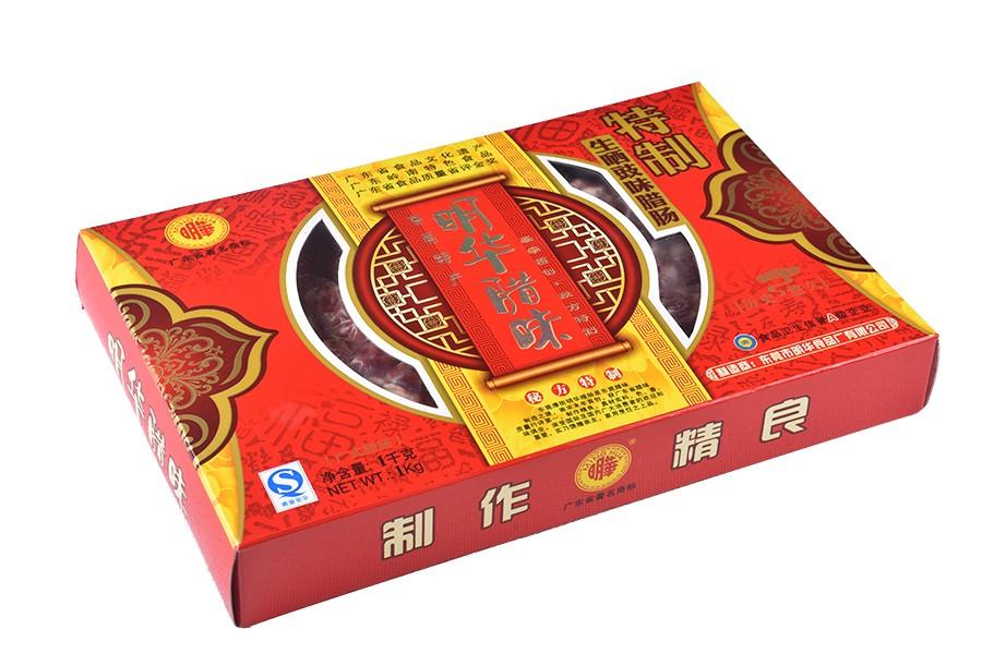 明華廣式臘味(盒裝)