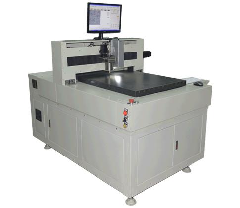 YXT-CCD0607A全自动CCD异型玻璃切割机