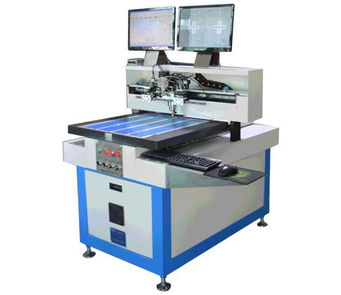 YXT-CCD0607B手动CCD异形玻璃切割机
