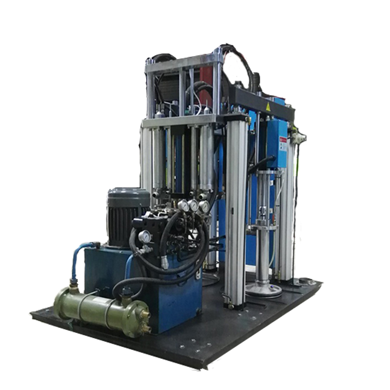 DJL liquid silicone material feeding system