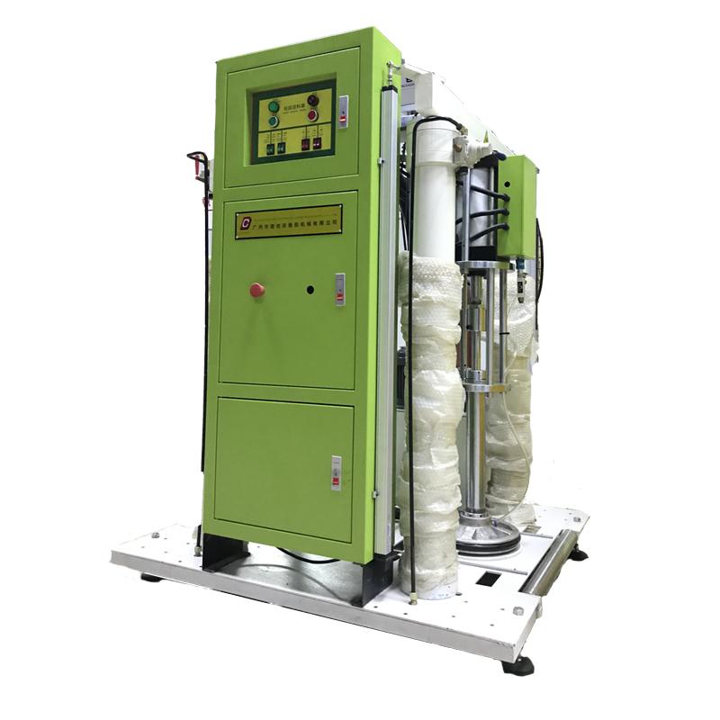 069 a liquid silicone material feeding system