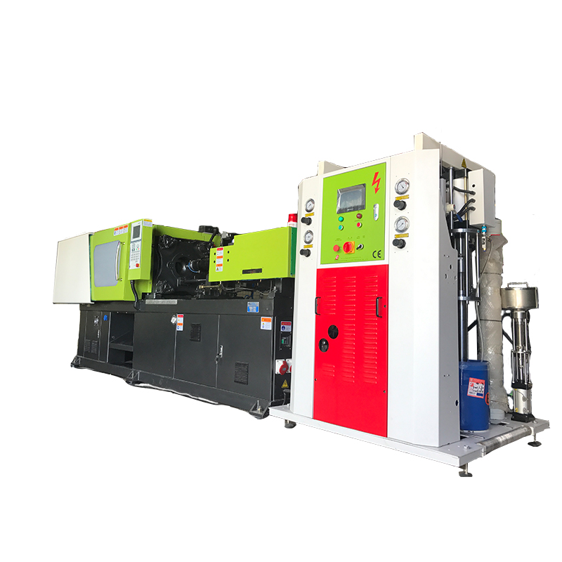 DCL - 120 silicone injection machine
