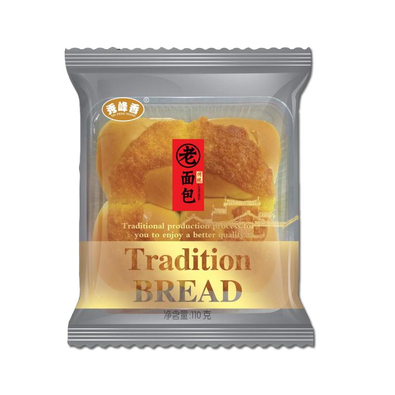 傳統老面包