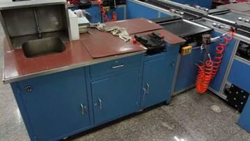 制动阀全自动超声波清洗机