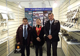 Haoji Attended the Euro Mold 2012 Exhibition